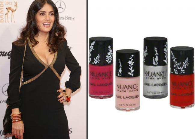 Salma Hayek Wants You To Look Polished For The Holidays