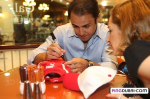 Richard Mille & Felipe Massa exclusive interview at Marina Mall Abu Dhabi Boutique
