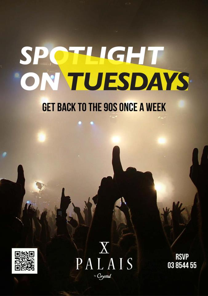 Spotlight On Tuesdays