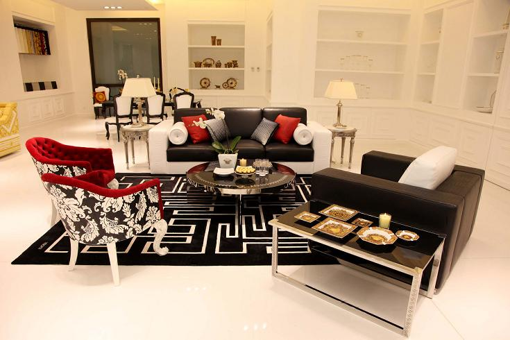 Versace Home Opens In Beirut Bnl