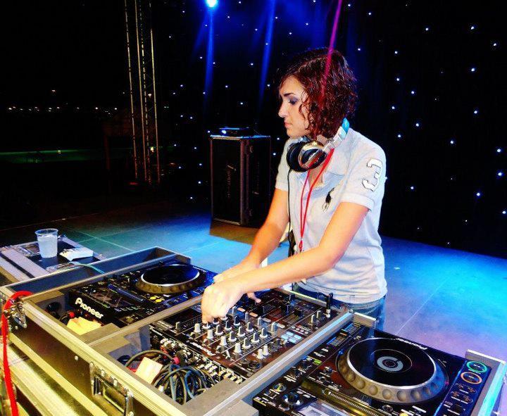 DJs of Lebanon: Artemis AKA Rima Taha Takes Control of the Decks