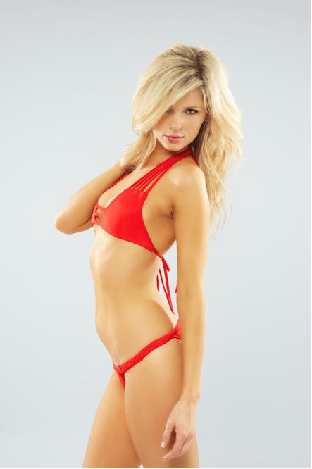 Ali Strange Bikini Shoot– Spring 2013