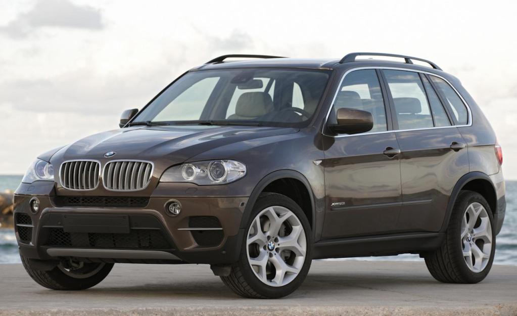 2014 BMW X5 Brings Big Improvements