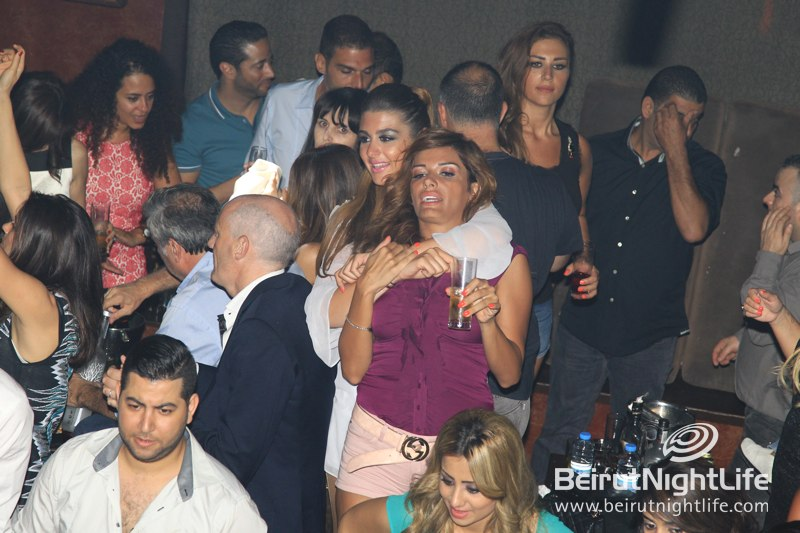 Wild Arab Idol Celebration at Cassino