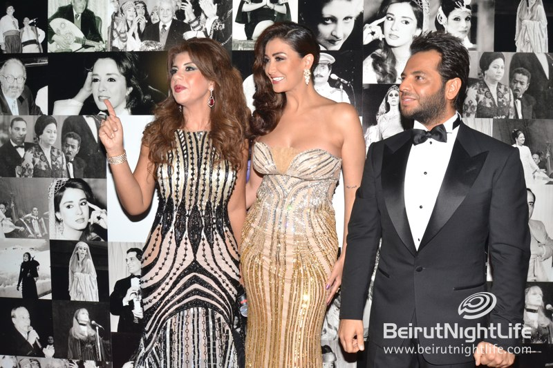 Murex D'or 2013 Awards at Casino Du Liban