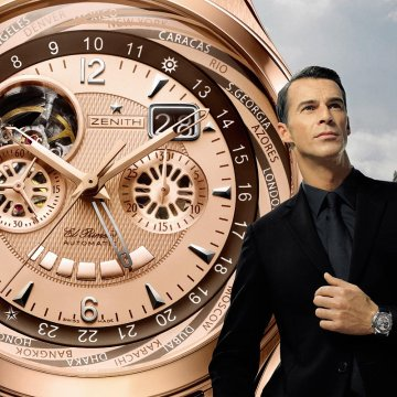 Exclusive insights from Zenith watch manufacture from BaselWorld 2013