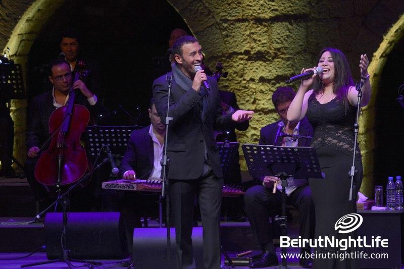 Kazem El Sahir, oriental Class & Elegance at Beiteddine Festival 2013