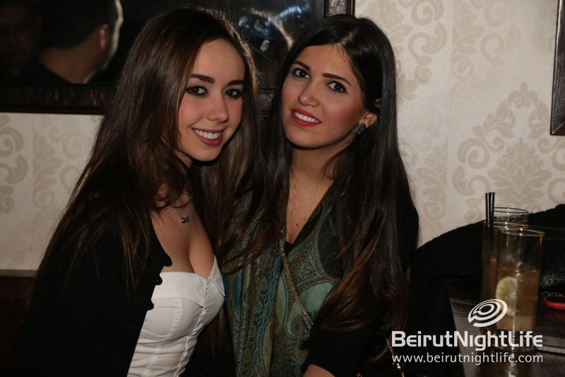 Enjoying Saturday Night at Glen in Publicity Byblos