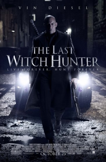 """Win Free Tickets for """"The Last Witch Hunter"""" at VOX Cinemas"""