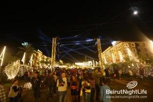 Byblos Christmas Decoration 2015