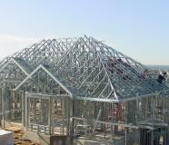 Direct Second-Order Elastic Analysis for Steel Frame Design