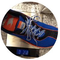 Altra One2 Weight