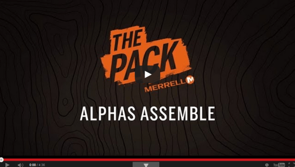 Alphas Assemble: Team Merrell's GODZone Adventure