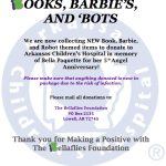 Books, Barbies, and 'bots