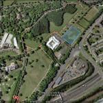 Bellahouston Park Short 1 mile Loop (map 1 of 2)