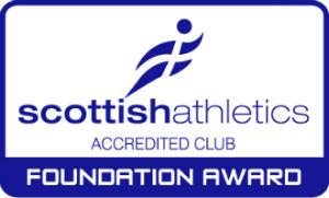 2012 Scottish Athletics Foundation Award