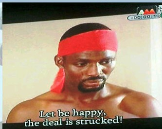 Image result for bad subtitling in Nollywood