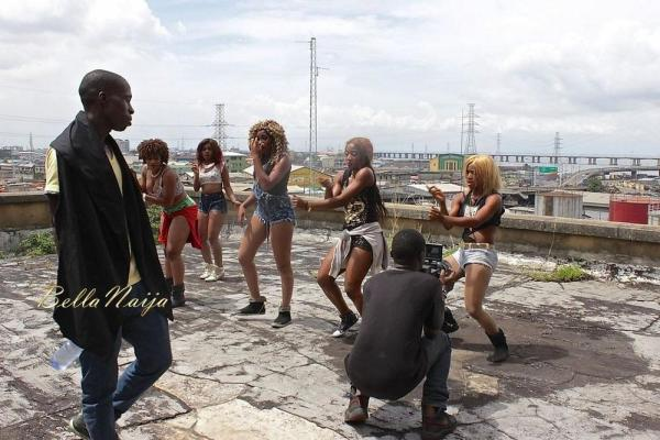 Skales - Shake Body Video Shoot  - June 2014 - BellaNaija.com 01 (2)
