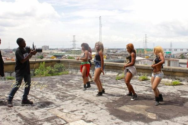 Skales - Shake Body Video Shoot  - June 2014 - BellaNaija.com 01 (3)