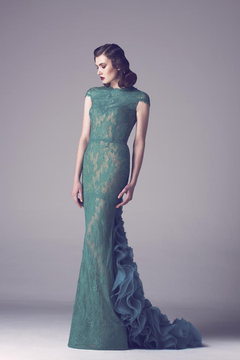#! green wedding dress Little Black Dress Spring Summer Collection Bellanaija June