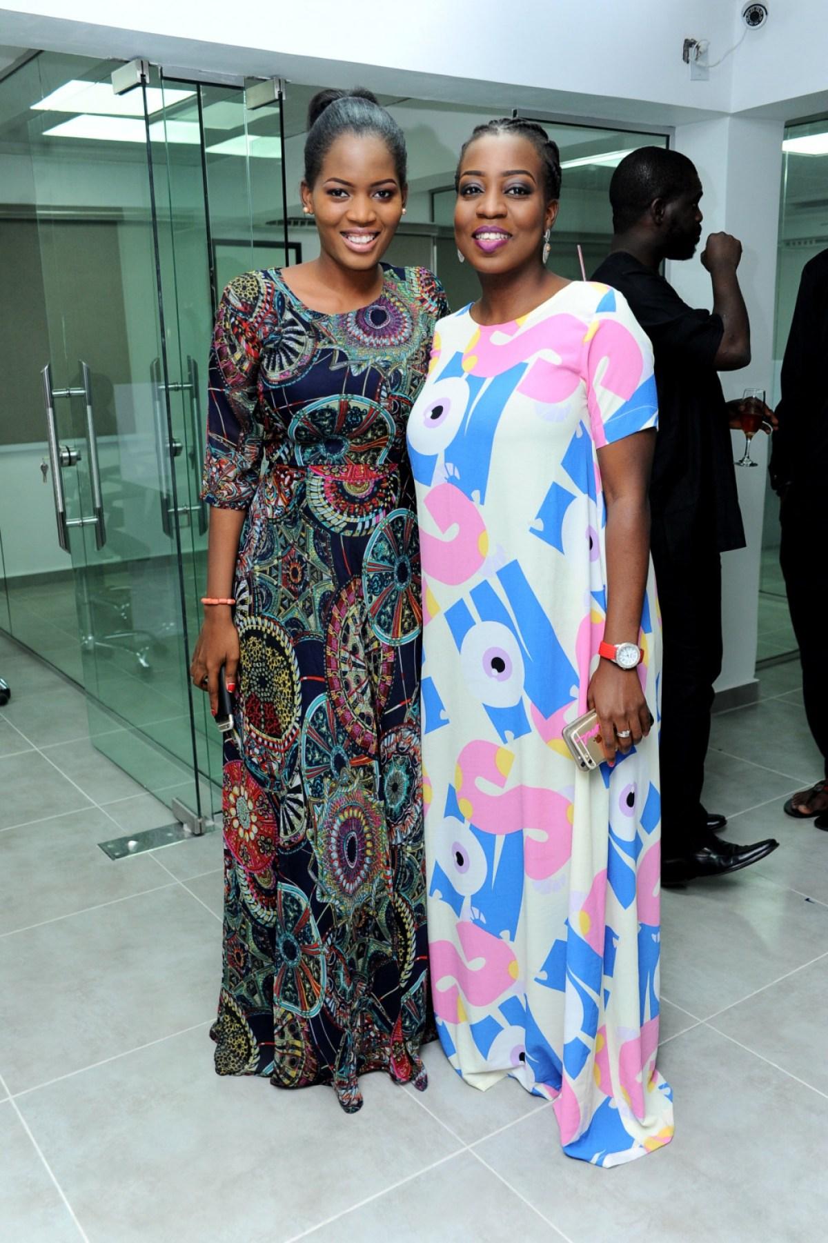 Adenrele Sonariwo & Ayotunde Adegbola