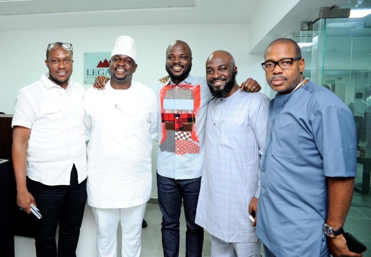 Kayode, Idris and TMC
