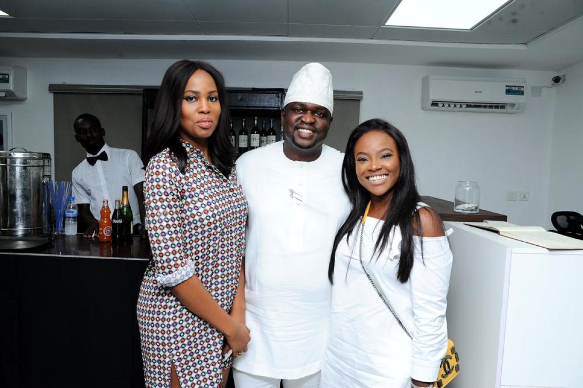 Tope Abiola, Kayode Adegbola and Toun Jolaoso