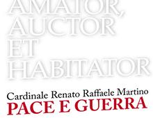 Cover book | Pace e guerra | Raffaele Renato Martino