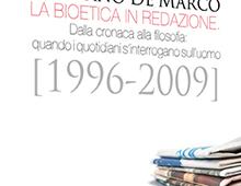 Cover book | La Bioetica in redazione | Giuliano de Marco