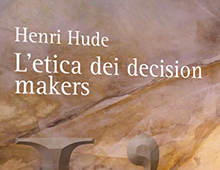 Book cover | L'etica dei decision makers | Henri Hude