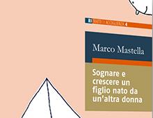 Cover book | Collana Ritratti di accoglienza | Sognare e crescere un figlio nato da un'altra donna | Marco Mastella