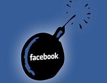 Cover Book | Come perdere il lavoro, la faccia e l'amore al tempo di Facebook | Marisa Marraffino