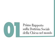 Cover book | Primo rapporto sulla Dottrina Sociale della Chiesa nel mondo