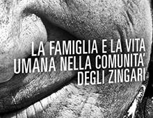 Cover book | La famiglia e la vita nella comunità degli zingari | Salvatore Rinaldi