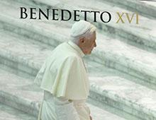 Cover book | Chi crede non è mai solo | Benedetto XVI