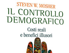 Cover book | Il controllo demografico