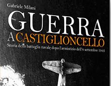 Cover book | Guerra a Castiglioncello | Gabriele Milani