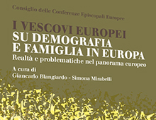 Cover book | I vescovi europei