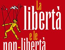 Cover book | Le libertà e le non libertà