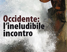 Cover book | L'occidente: ineludibile incontro