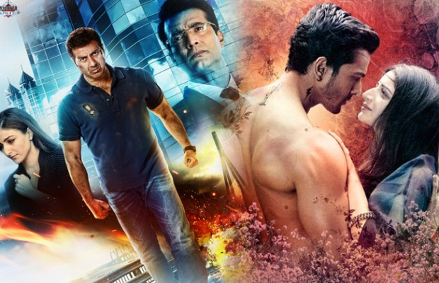 Ghayal Once Again and Sanam Teri Kasam Movie Collections