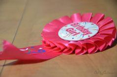 Birthday Girl Pin