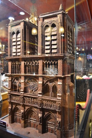 Chocolate Notre-Dame