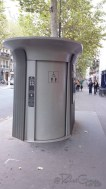 Automatic/self cleaning toilets
