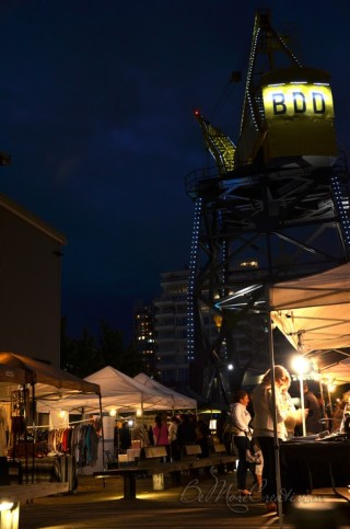 Friday Night Market, North Vancouver