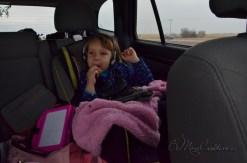 Enroute to Regina Saskatchewan