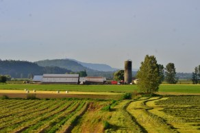 Fraser Valley, British Columbia's agricultural heartland