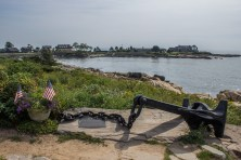 Bush compound in Kennebunkport ME