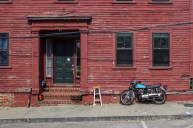 Street scene in Portsmouth NH