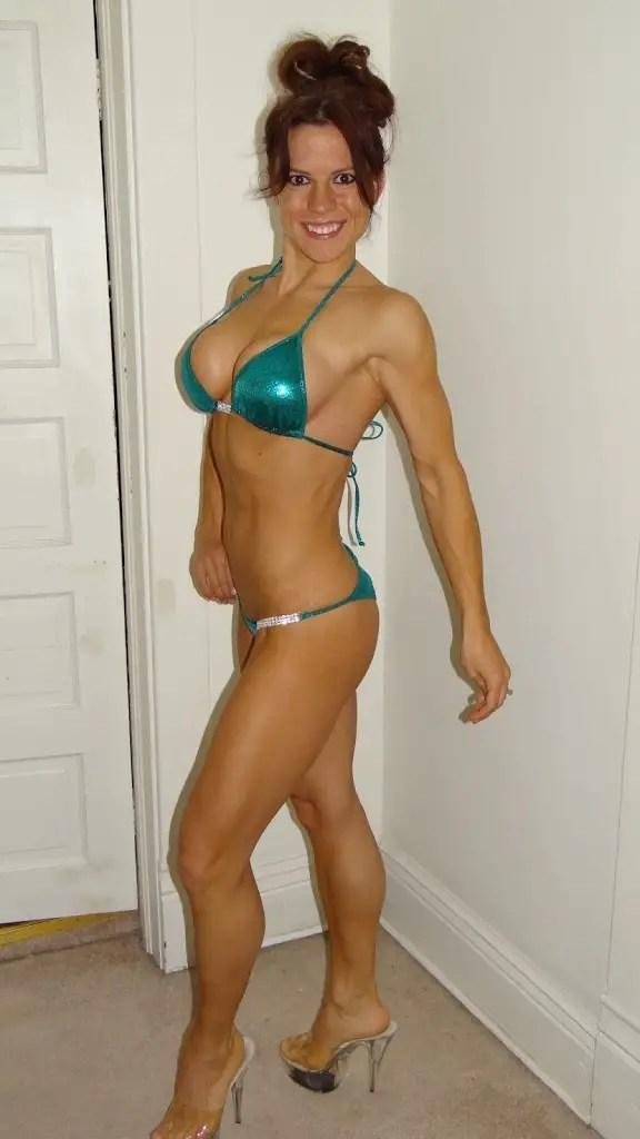 Dating a bikini competitor